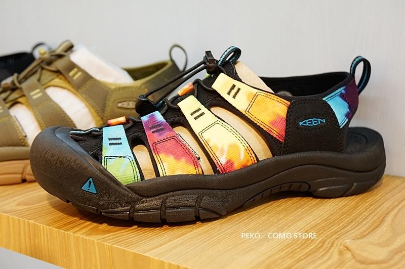 COMO STORE.KEEN.OOFOS.JOYA.Strive.涼鞋.健康鞋.夾腳拖.戶外.水陸兩用涼鞋.水陸兩用鞋.COMO STORE台北.OOFOS 拖鞋.