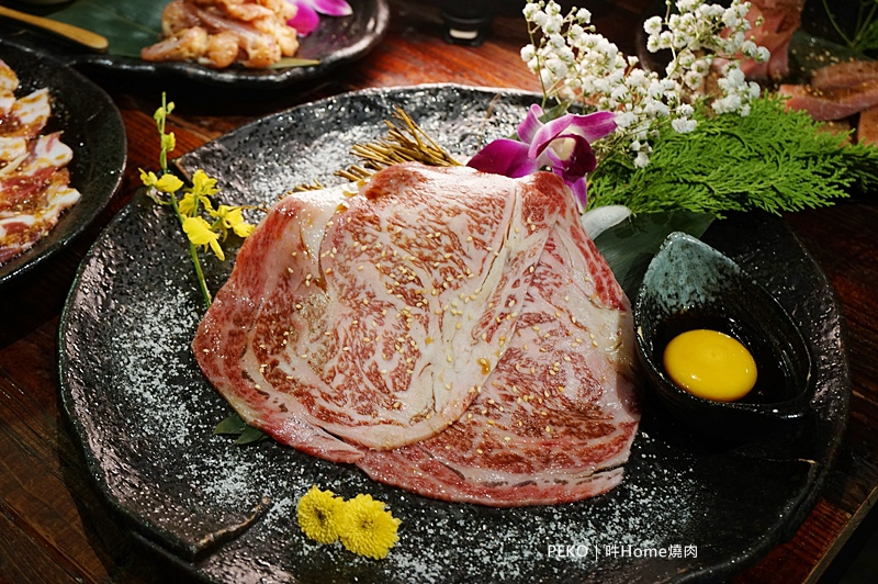 吽Home燒肉.東區燒肉.東區美食.市民大道美食.吽Home燒肉菜單.厚切牛舌.吽Home燒肉 台北.和牛燒肉.和牛.吽燒肉.肉食主義.