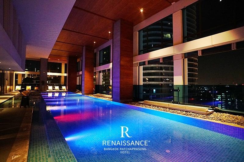 曼谷飯店.曼谷萬麗.曼谷萬麗酒店.Renaissance BKK.奇隆站住宿.奇隆站飯店.曼谷萬麗酒店自助餐.