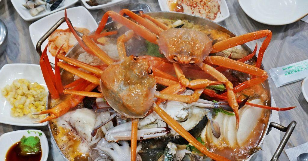 熱海.열해.江陵美食.安木海邊.海鮮鍋.江原道美食.熱海菜單.松葉蟹.安木海邊美食.
