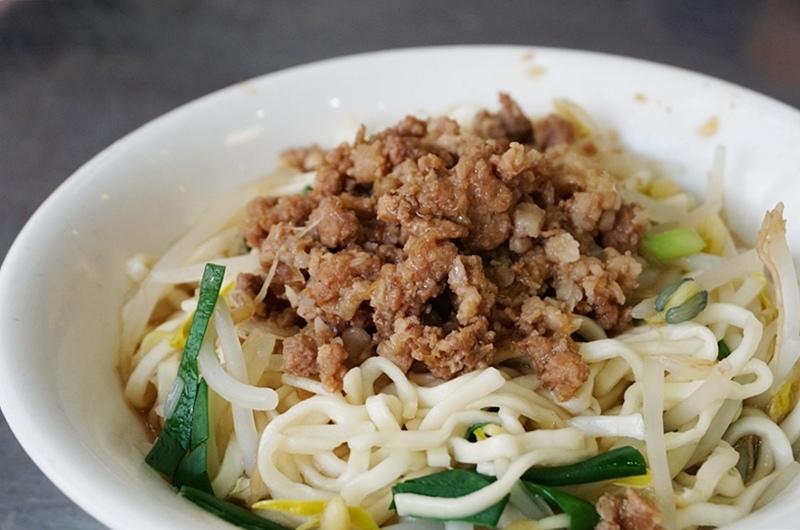 秀朗橋美食.秀朗特製汕頭麵.汕頭麵.永和美食.環狀線.