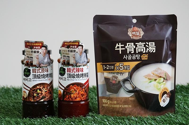 懶人料理.CJ燒肉醬.韓國烤肉醬.韓式醬料.CJ牛骨高湯.韓國醬料.韓國必買.