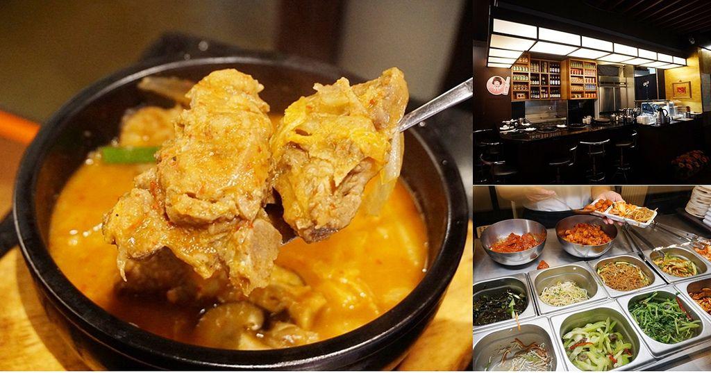科技大樓美食.西羅伐.韓式料理.馬鈴薯排骨湯.豬骨湯.遠企美食.西羅伐菜單.
