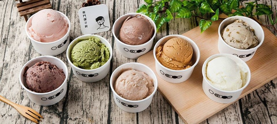 東門美食.東門彈子房.東門市場美食.東門冰淇淋.東門冰品.