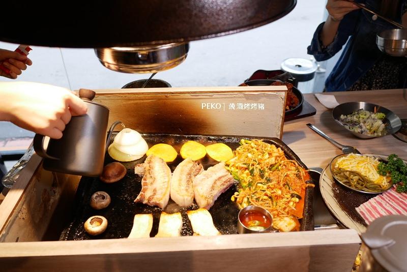 東區韓式料理.燒酒烤烤豬.韓式烤肉.東區燒肉推薦.韓式烤肉台北.台北韓式料理.燒酒烤烤豬菜單.