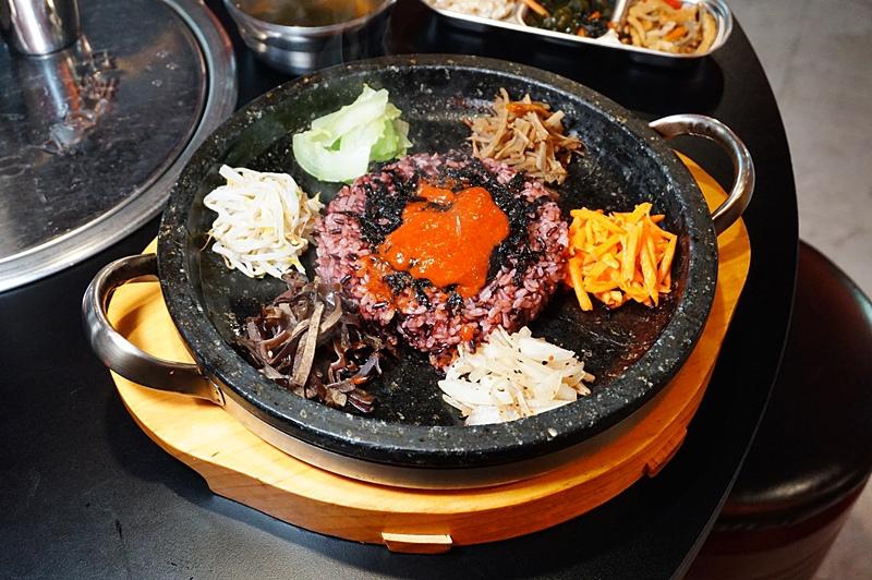 豬先生韓式料理.永和韓式料理.永和美食.韓式烤肉.水晶烤盤.豬先生韓式料理菜單.石鍋拌飯.