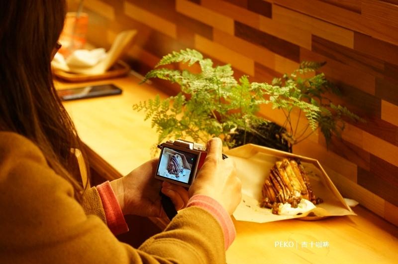 新竹美食.新竹咖啡廳.新竹甜點.新竹肉桂捲.吉十咖啡.肉桂捲.新竹下午茶.吉十咖啡菜單.