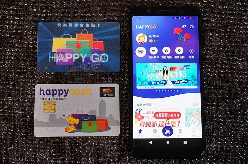 HAPPY GO.HAPPY GO Pay.Ocard.快樂吃什麼.take a bread.東區咖啡廳.東區下午茶.