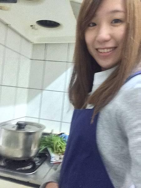 廚房小幫手-圍裙