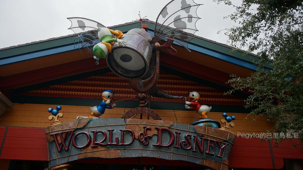 美國奧蘭多迪士尼樂園