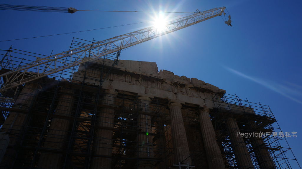 希臘雅典景點衛城
