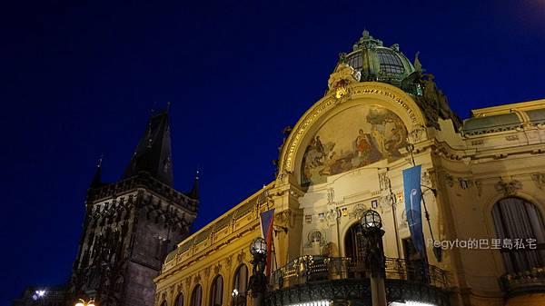 布拉格自助旅行景點