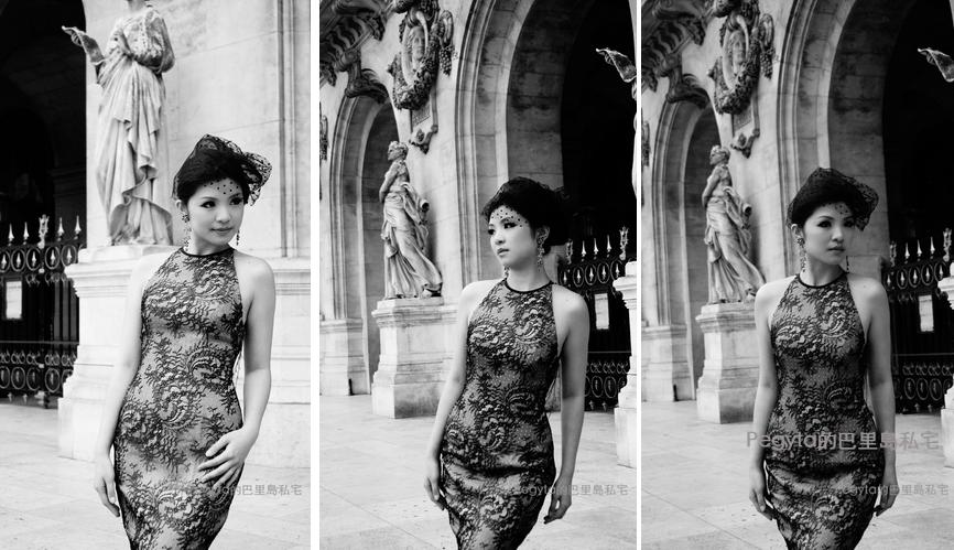 法國巴黎婚紗照