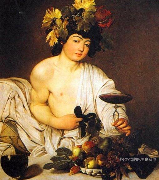 卡拉瓦喬酒神