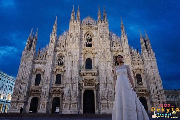 義大利米蘭拍婚紗照