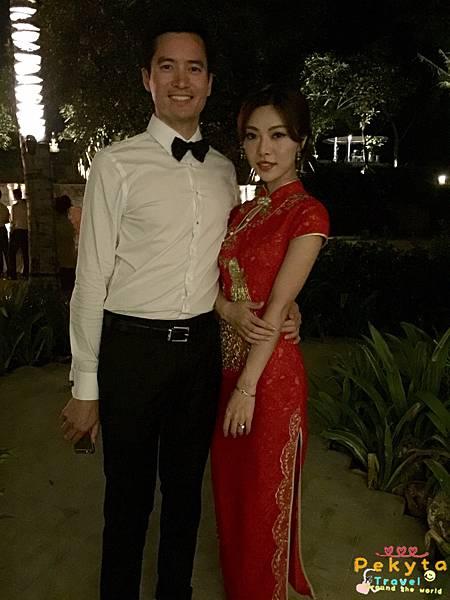 峇里島Ayana婚禮