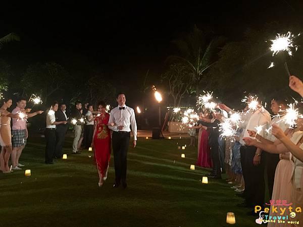 巴里島海外婚禮新娘秘書2