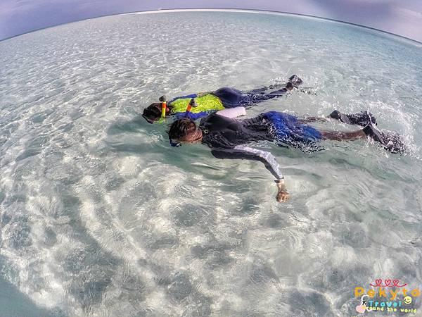 馬爾地夫居民島旅遊63