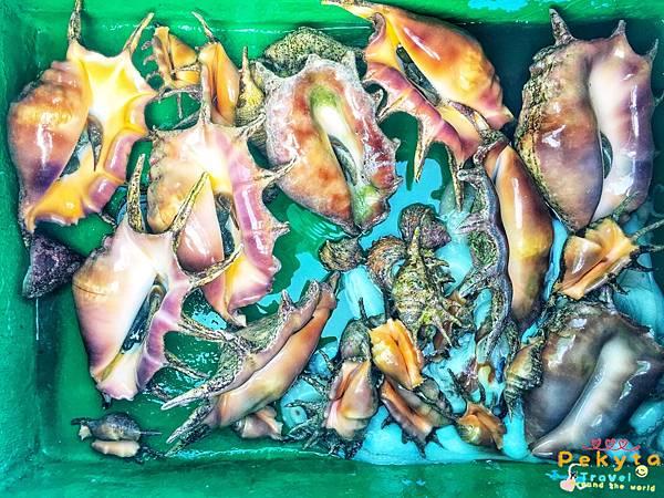 Maldives Hurawalhi海底餐廳 4