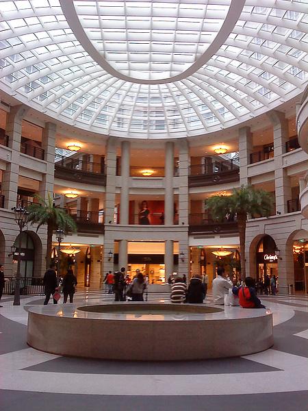 Bellavita lobby