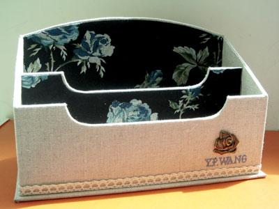 黑玫瑰書信盒