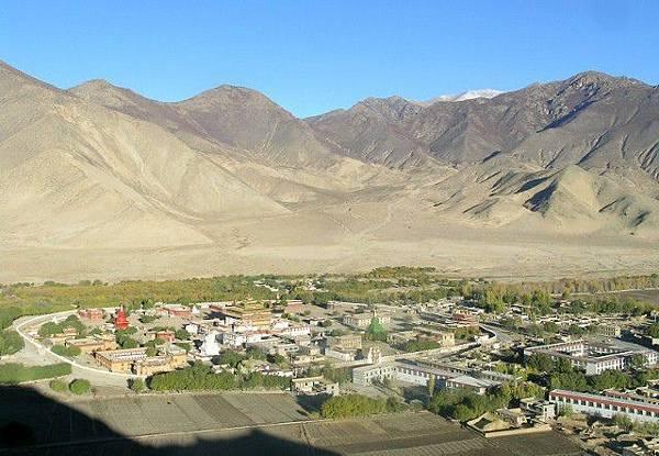 西藏桑耶寺