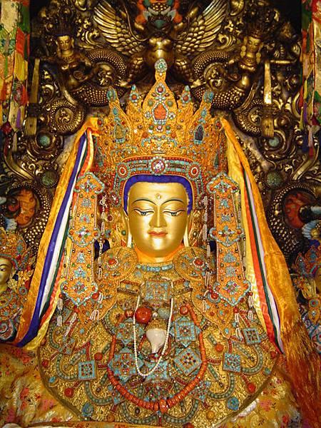 釋迦牟尼佛十二歲等身像