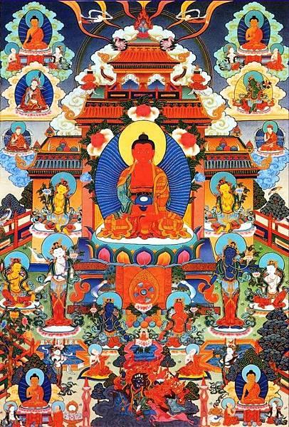 阿彌陀佛極樂世界