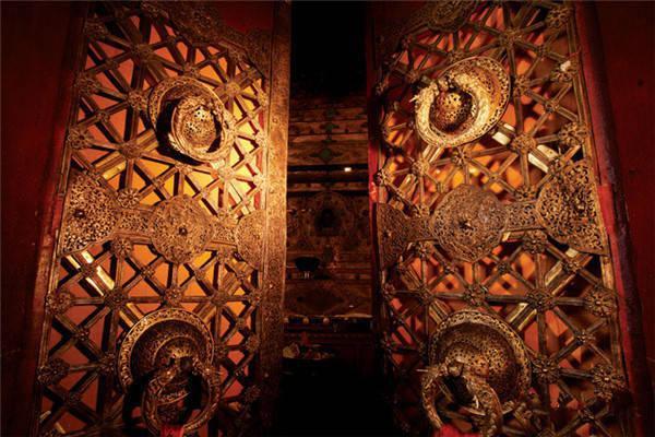 達賴喇嘛密法大門