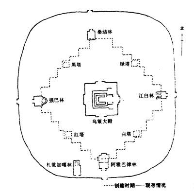 桑耶寺烏策大殿平面圖.jpg