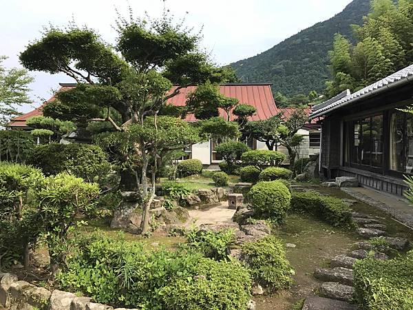 日本天皇在那智山的居住暫住所.jpg