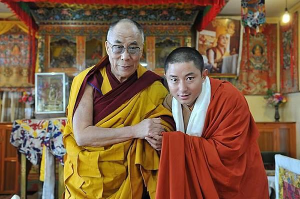 Chagzampa Thangtong Gyalpom與達賴喇嘛2.jpg