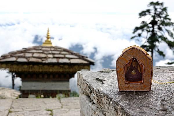 大樂蓮師於不丹108 舍利塔.jpg