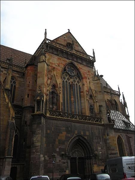 柯瑪聖馬丁教堂