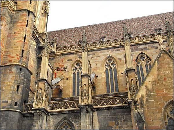 法式哥德式~聖馬丁教堂