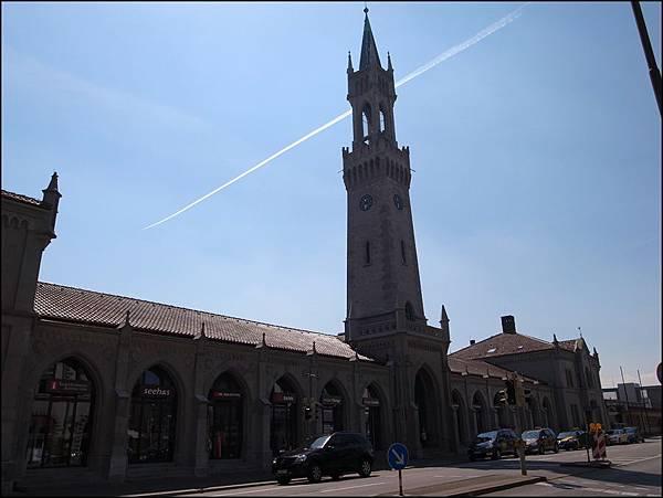康士坦茲(Konstanz) 火車站