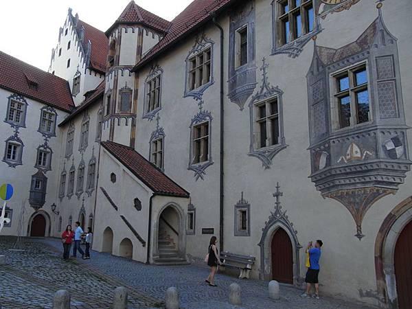 高地城堡(Hoher Schloss)