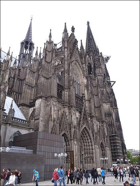 科隆大教堂正門
