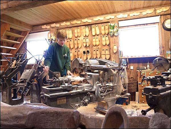 木鞋製作流程4