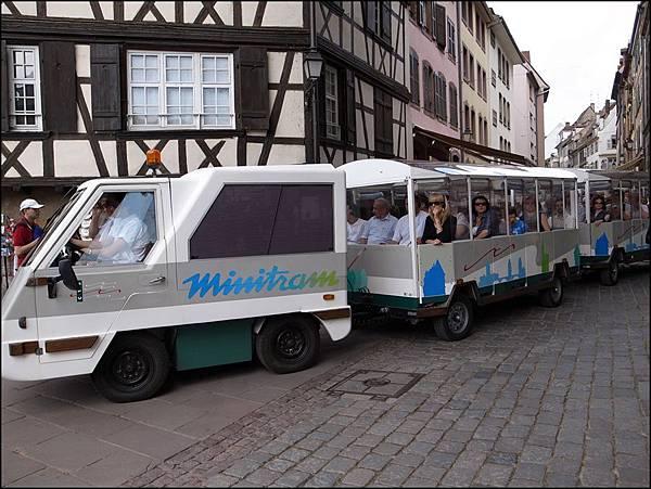 遊街觀光車