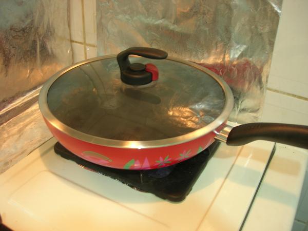 10.養鍋