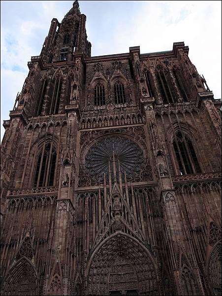 哥德式建築聖母院