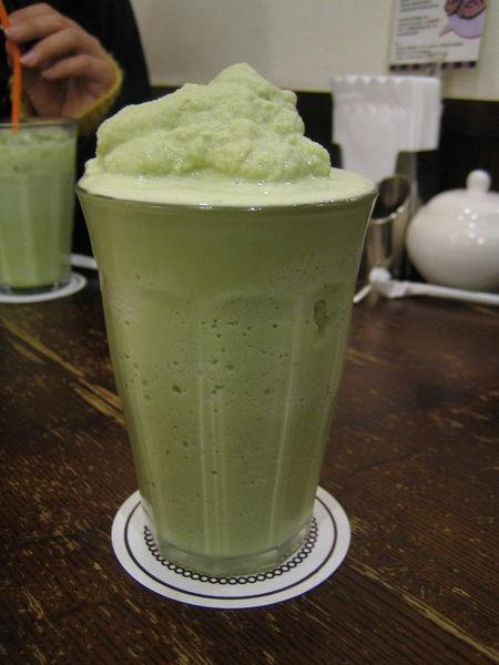Melange Coffe/抹茶牛奶冰沙