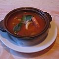 海鮮蕃茄湯一
