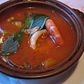海鮮蕃茄湯二