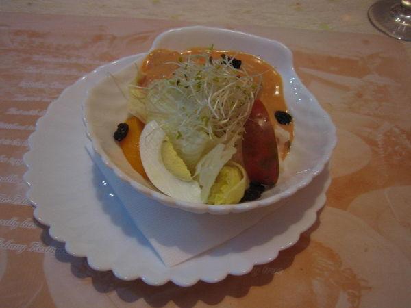 千島沙拉一