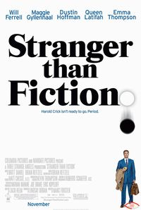 口白人生 Stranger than Fiction (2006)