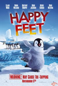 快樂腳 Happy Feet (2006)