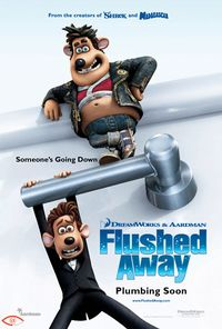 鼠國流浪記 Flushed Away (2006)