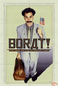 芭樂特哈薩克青年必修(理)美國文化 Borat (2006)